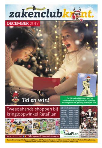 Zakenclubkrant December 2019